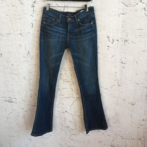 LUCKY BRAND CHARLIE BABY BOOT CUT 4/27